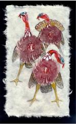 Three Turkey Breast