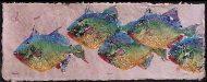 Trigger Fish School