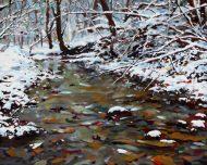 Winter on Tramel Creek